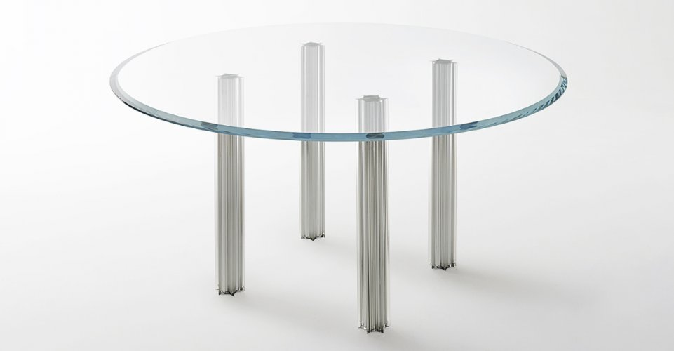 Starlight Glass Table