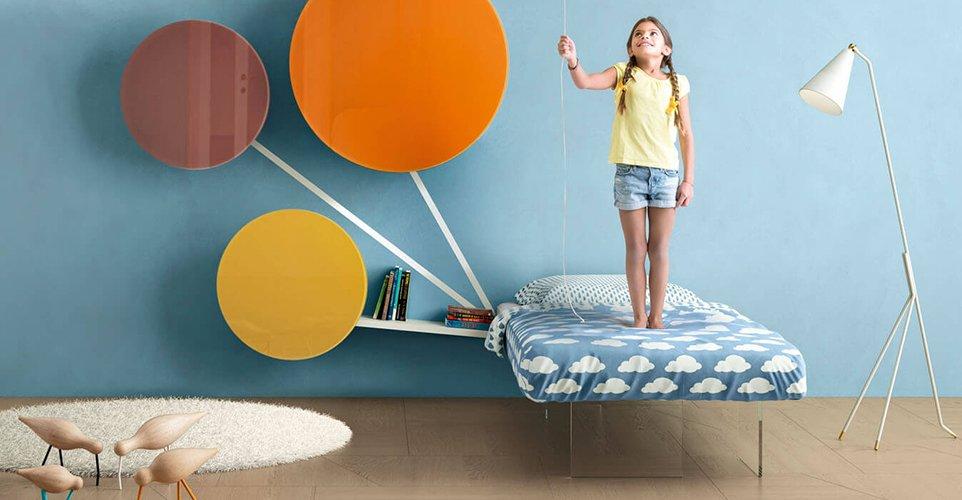 Air Single Bed