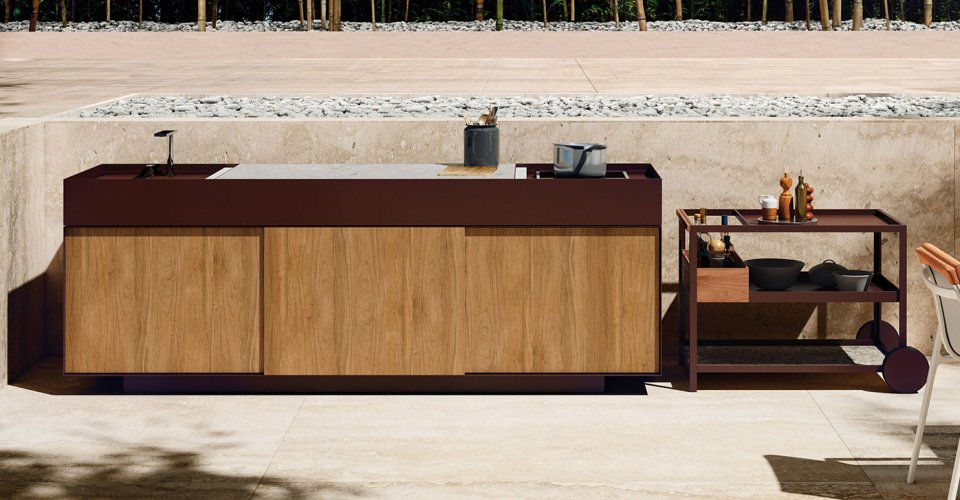 Outdoor Kitchen – Objects