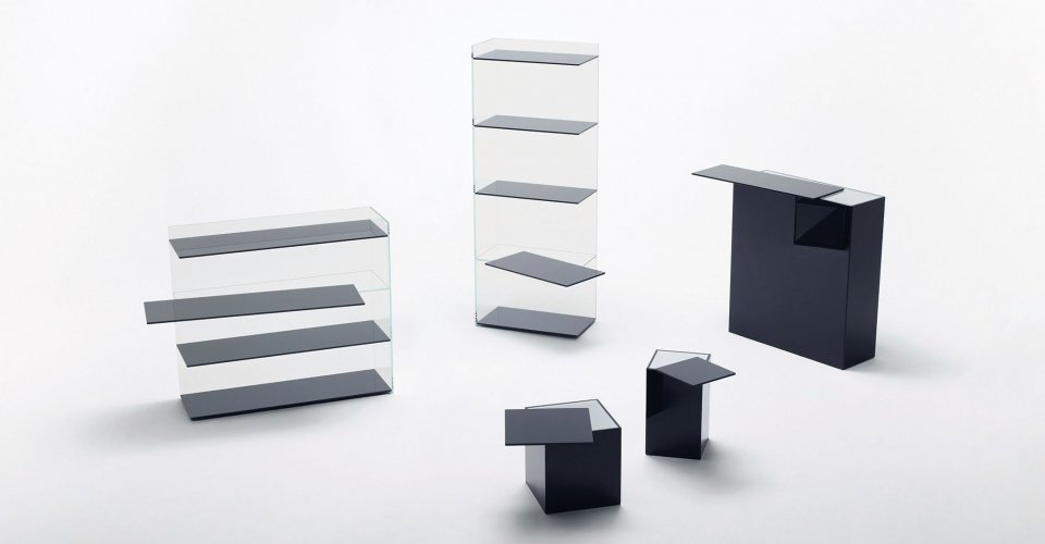 Slide tavoli e consolle