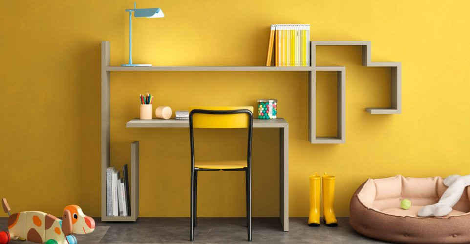 LagoLinea Children's Shelving