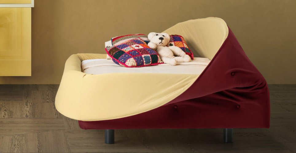 Colletto Single Bed