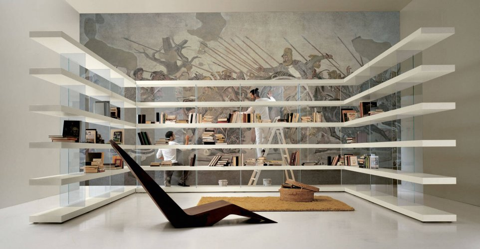 Air Shelving
