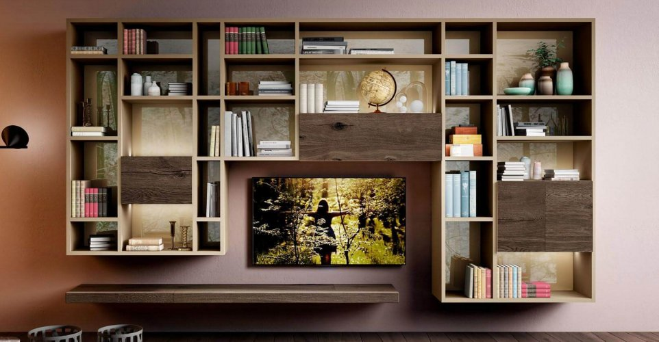 30mm Wall Unit