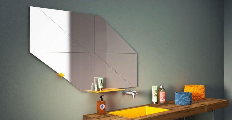 Slide Mirror