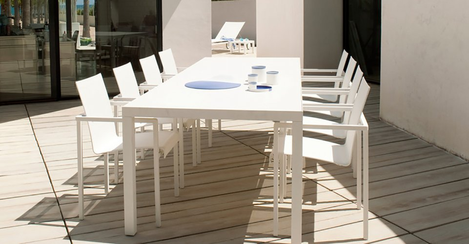 NATAL ALU OUTDOOR TABLE