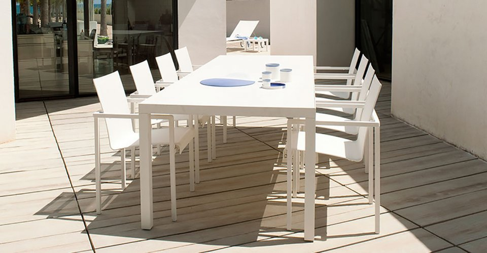 NATAL ALU OUTDOOR CHAIR