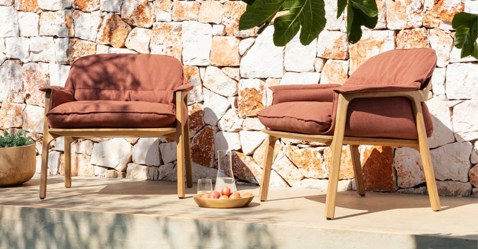 NOMAD EASY CHAIR