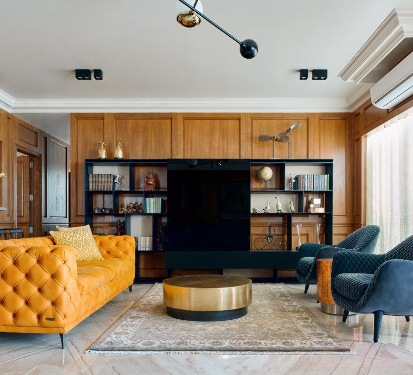Chethan Residence